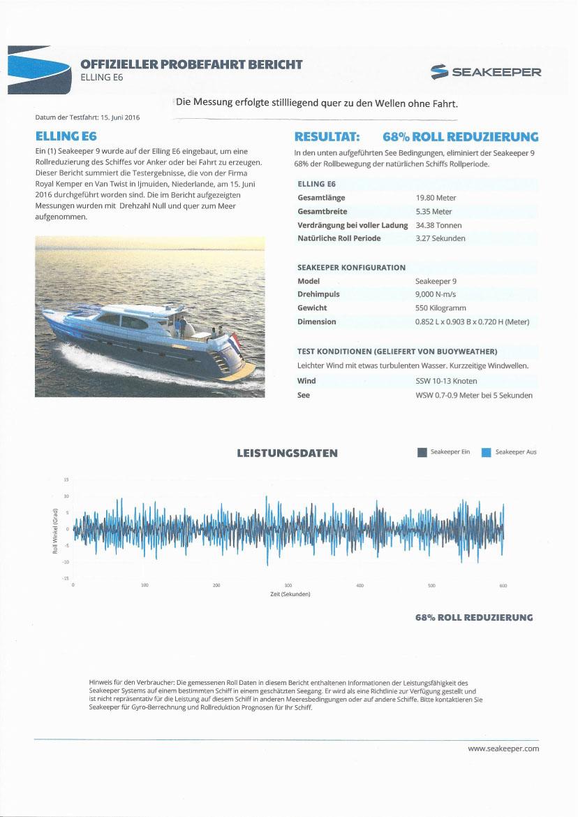 SEAKEEPER Elling E6 -1