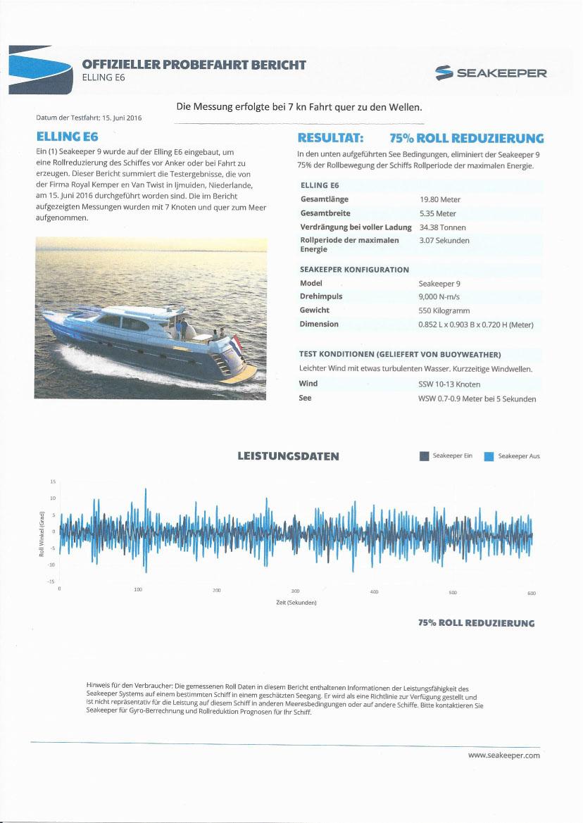 SEAKEEPER Elling E6 -2